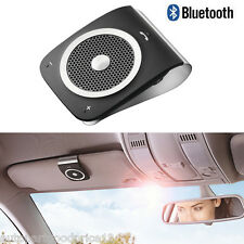 Wireless Bluetooth Car Kit Visor Handsfree Speaker Phone for iPhone 6 6S Samsung