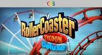 RollerCoaster Tycoon: Deluxe Steam Key Digital Download PC [Global]