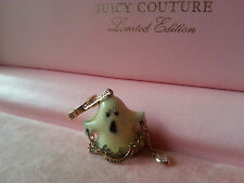 2005 JUICY COUTURE VINTAGE GHOST CHARM EXTREMELY RARE and HTF!!! YJRU0506