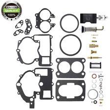 3302-804844002 Carburetor Rebuild Kit For Mercruiser Marine 2 Barrel 3.0L 4.3L