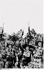 Political cuban B&W POSTER.Ernesto Guevara.Cuba Repeats image.Cold War.Che 5.