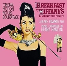 Breakfast at Tiffany's OST Henri Mancini Audio CD