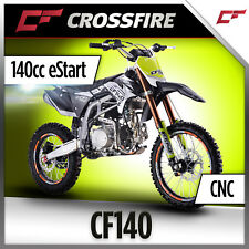 Crossfire CF140 140cc Dirt Bike eStart, Pit Bike, Similar Size to TT-R12LWE