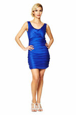 Satin Ballgowns Short/Mini Dresses