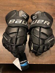 Bauer Handschuhe SUPREME 2S Pro Glove -Sr  Gr. 14.0