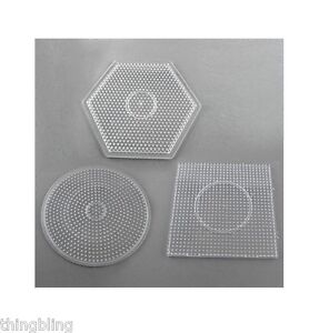 Fuse Bead Boards - Suitable for 5mm hama and perler beads - UK Seller