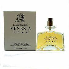 VENEZIA UOMO BY LAURA BIAGIOTTI POUR HOMME EAU DE TOILETTE SPRAY 125 ML (T)