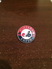 MONTREAL EXPOS VINTAGE LOGO PIN, LTD EDITION
