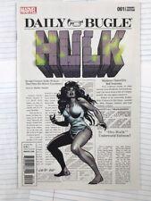 Rare HULK #1 She Hulk #1 variant (1-per-store incentive)