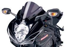 PUIG RACING SCREEN DK SMOKE GSX-R600/750 5605F MC Suzuki