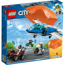 Lego City Sky Police Parachute Arrest Building Set - 60208 - NEW