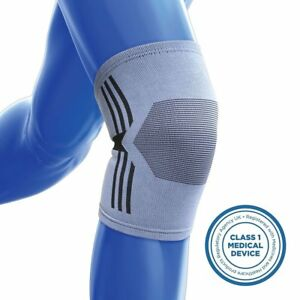 Knee support elastic brace pain injury weakened muscles joint LARGE - NOW £4.99!