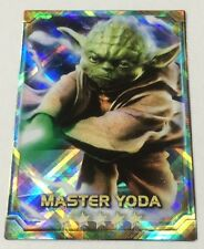 Master Yoda STAR WARS Force Collection Promo Card Holo / Shiny Japanese