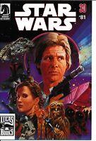 Star Wars 81 Rare 2007 Hasbro Toy Pack Variant 16 VF+ Return of Boba Fett
