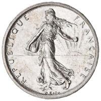 Pièce Argent France 5 Francs Semeuse années variées (1960-1969)