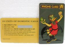 "10 UNITS OF DOMESTIC CALLS-DISNEY CLASSIC ""PAPERINA-DAISY DUCK""-SC. 01/31/97"