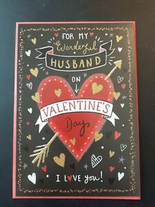 New Funny Valentine's Day Card to Husband
