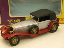 Matchbox Yesteryear Y16 Mercedes SS Coupe,issue 1 rare.