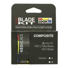 Look Keo 2 Max Blade Replacement Kit 8Nm, White
