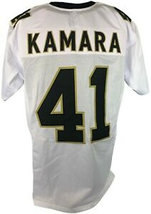 New Alvin Kamara New Orleans Saints Custom Stitched Football Jersey Men's XL