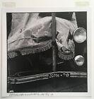 ROBERT RAUSCHENBERG (1979) gelatin silver photograph s/n ed of 50 warhol johns d