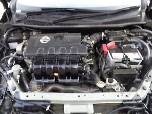 NISSAN PULSAR ENGINE 1.8, MRA8DE, B17/C12, 02/13-12/17 13 14 15 16 17