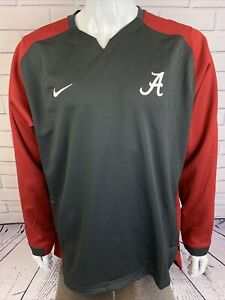Alabama Crimson Tide Long Sleeve Sweatshirt Player Exclusive XL AO9427-698