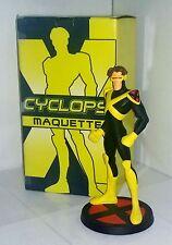 Hard Hero Marvel X-Men Evolution Cyclops Maquette #1032 of 2500