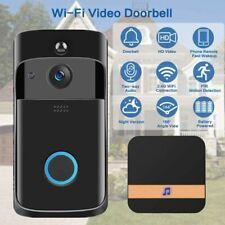 2-Way Audio Video Door Bell WiFi Wireless Pir Doorbell Smart 720P Hd Camera Bell