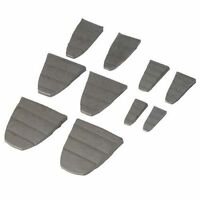 Replacement Wedge Set Hammer Axe Pick Mattock Sledge Handle Wedges set of 10