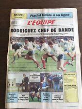Journal l'Equipe - 16 Fevrier 1990 - 44 eme année - n 13618