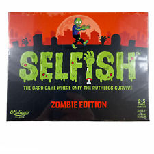 Selfish Zombie Edition - Brand New Sealed