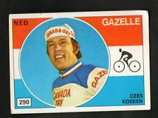 Figurina Ciclisti Panini Sprint 73 Koeken (Gazelle) n.290 Nuova con Velina ▓