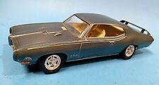 vtg  Monogram ? 1969 Pontiac GTO Judge 1/24 model kit 69 orig built