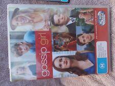 GOSSIP GIRL THE COMPLETE FOURTH SEASON(5 DISC BOXSET)  DVD M R4