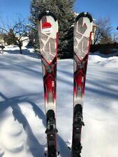 K2 Amp Strike Skis with Bindings for Beginners or Intermediates