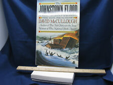 The Johnstown Flood by David McCullough, Paperback