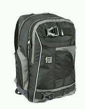 "Ful APEX 18"" Men Women Unisex Laptop Backpack Computer Outdoor Travel Bag"