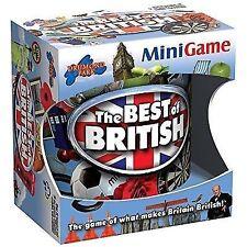 The Best of British Mini Game Unopened Drummond Park 2 Players 12 Quiz