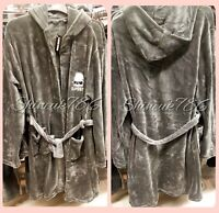 Primark Call Of Duty official mens Hooded Bathrobe Dressing Gown Soft Fleece New