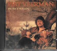 PIET VEERMAN - In between CD Album 12TR Holland 1992 (COLUMBIA) THE CATS