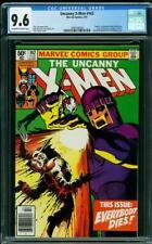 Uncanny X-Men #142 CGC 9.6 1981 Death of Wolverine! Sentinels! Movie! L6 204 cm