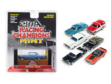 MINT RELEASE 2 SET C SET OF 6 CARS 1/64 LIMITED EDITION RACING CHAMPIONS RC002C