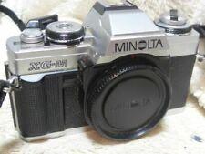 Minolta XG-M Film Cameras