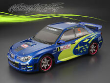 1/10 Subaru Imrreza WRX 9 190mm RC Car Transparent Body PVC