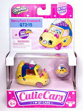 Shopkins Cutie Cars QT2-15 Berry Fast Croissant Series 2 New
