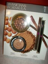 Physicians Formula Bronze Booster Shimmer Strips Set $35 VALUE Limited Edition
