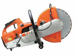 Benzintrennschleifer Trennschleifer Trennjäger Motorflex Trennschneider 350 mm