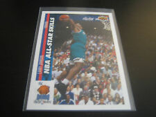1991/92 UPPER DECK BASKETBALL LARRY JOHNSON CARD #480 ***CHARLOTTE HORNETS***