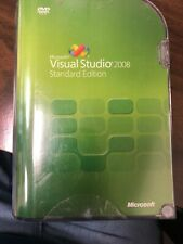 Microsoft Visual Studio 2008 Standard (No Product Key)